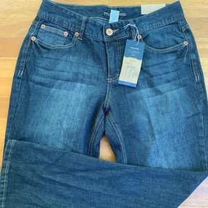 Maurice's Curvy Fit Taylor bootcut Jeans NWT
